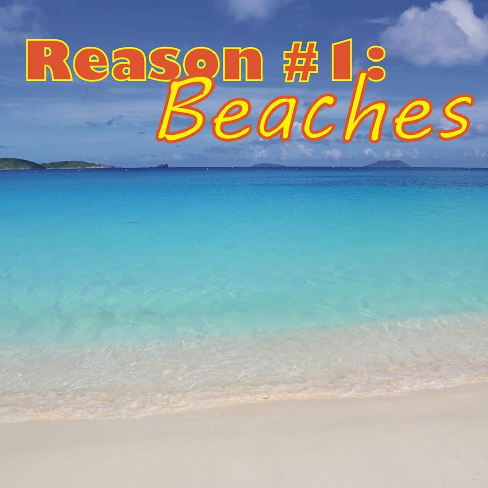 1 Best Beaches
