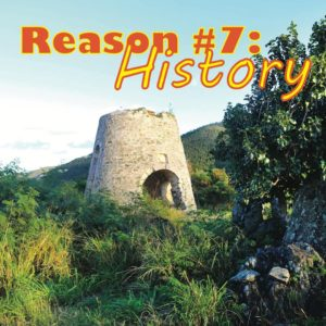 7 Rich History