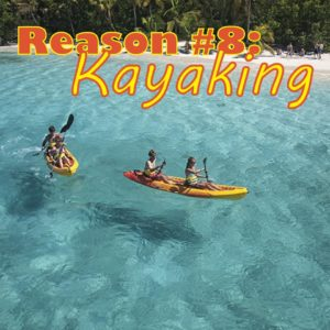 8 Best Kayaking