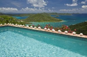 virgin islands vacation rentals PalladiosViews lost in nature