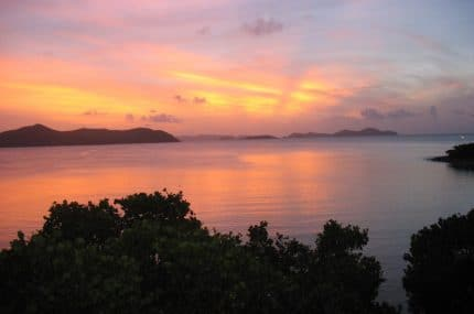 st john vacation rentals Pelican Beach Sunrise