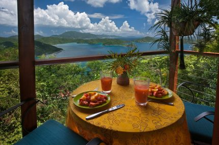 st john vacation Teahouse