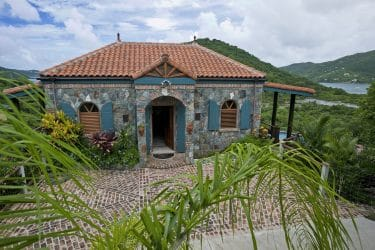 Villa Madeline for Best Luxury Villa Rentals in St John USVI