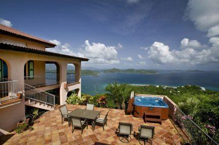 virgin islands rentals VillaVentosa Exterior