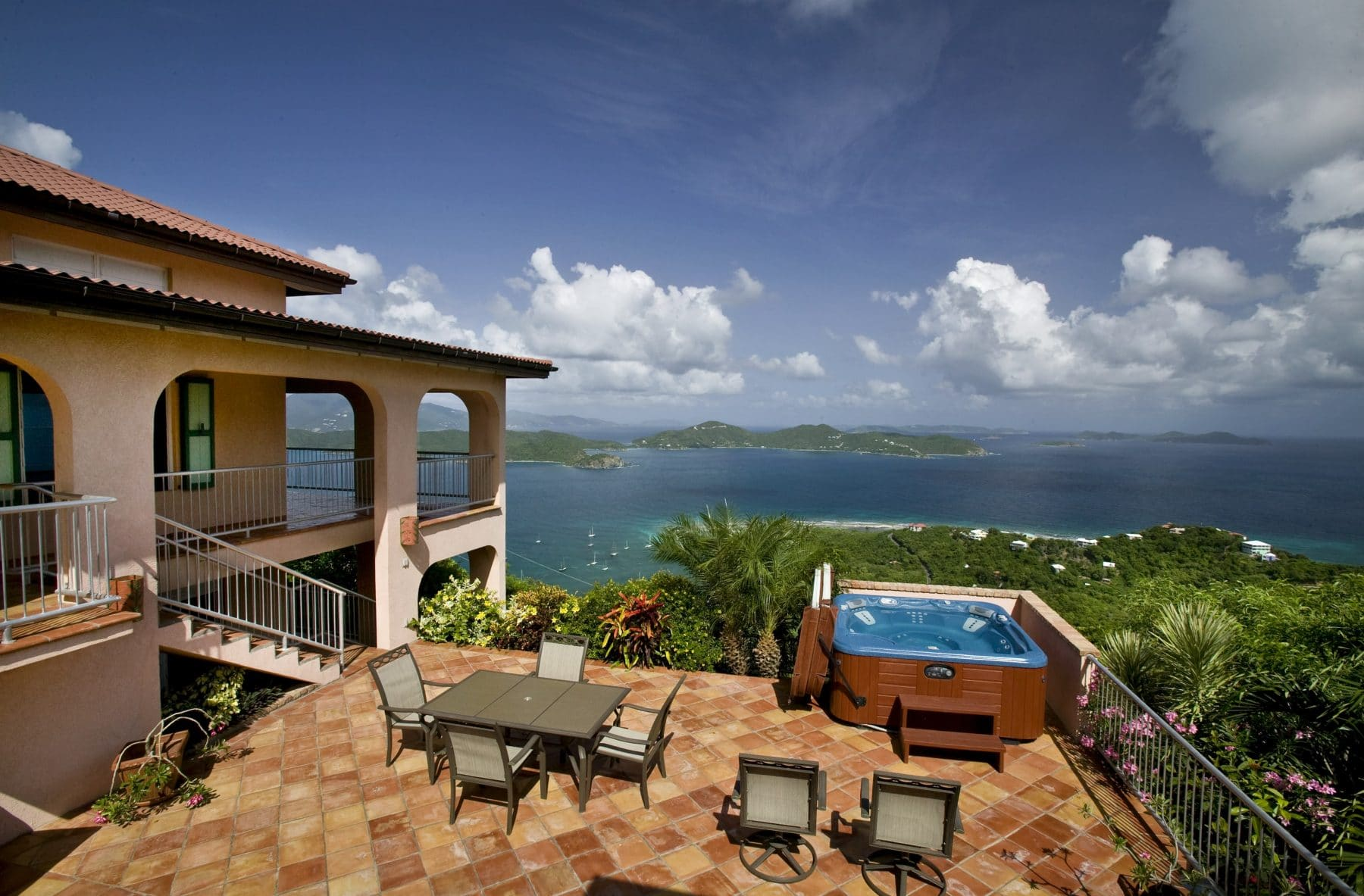 virgin islands rentals VillaVentosa Exterior