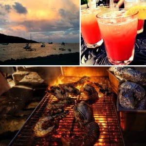 aqua bistro lobster night