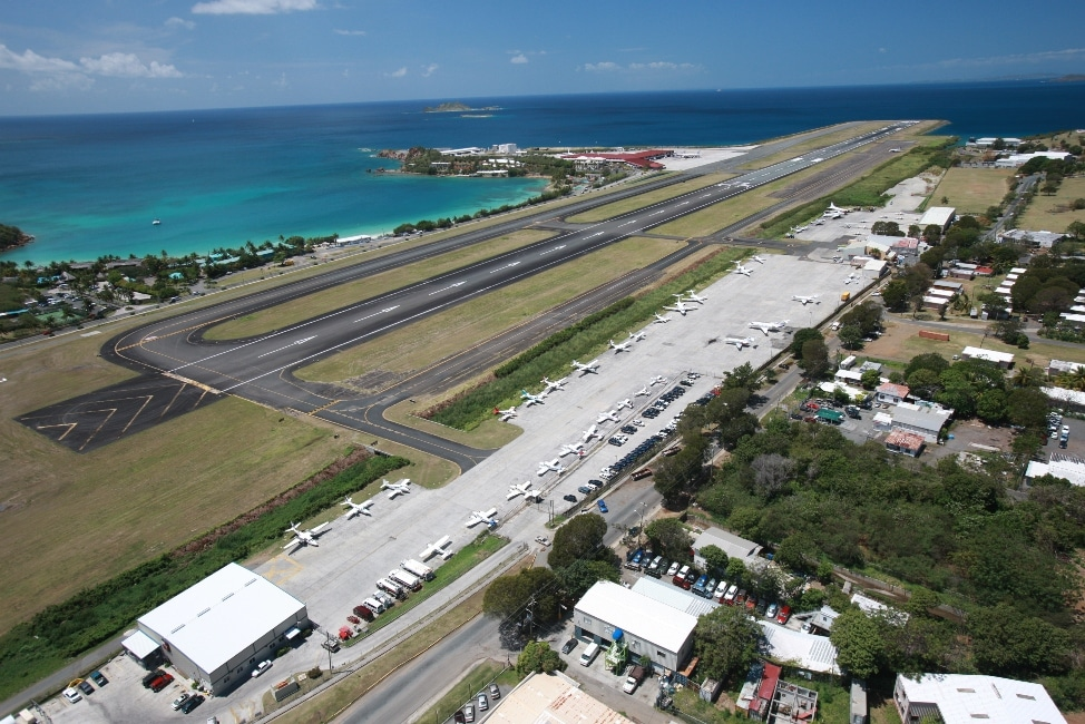 cyril king airport stt