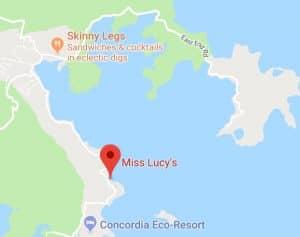 miss lucys map