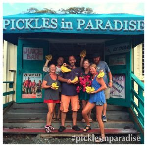 pickles in paradise team
